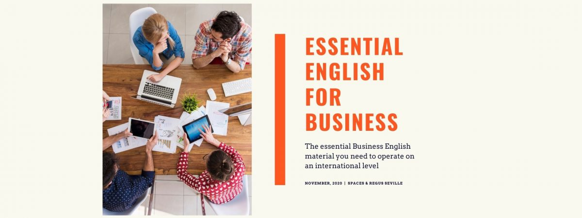 essential english for business